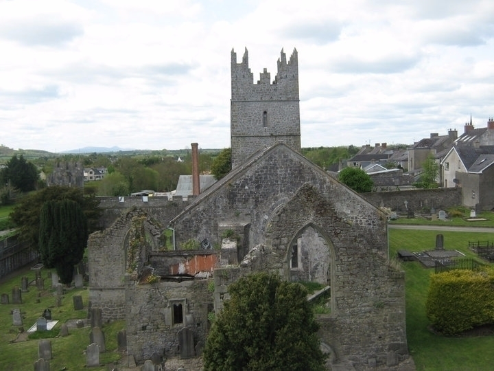 Fethard hidden jewel. Medieval  - thecastle | ello