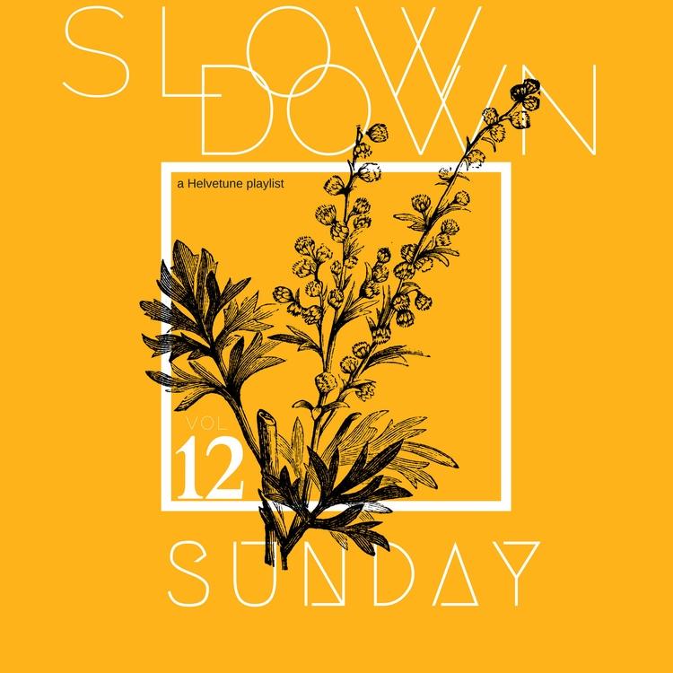 SLOWDOWN SUNDAY VOL. 12 weekly  - adachic | ello