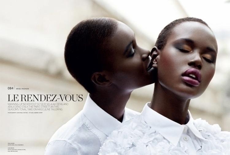 Ajak Deng Ataui - fashion, photography - jc-arts | ello