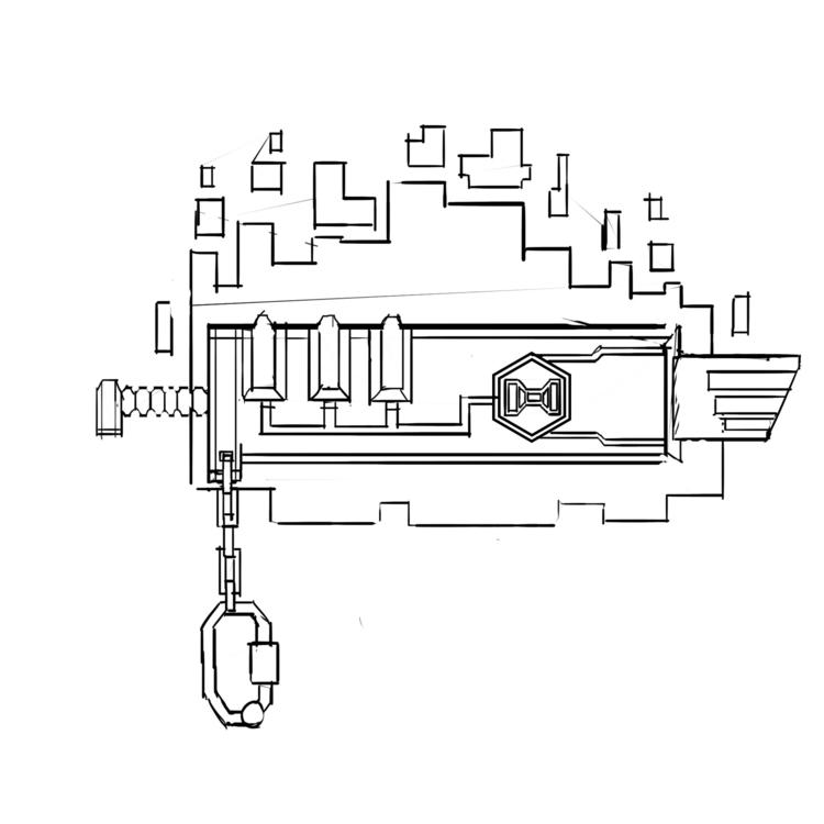 Phase Yolo: Overdrive USB sword - fabnickdiaz | ello