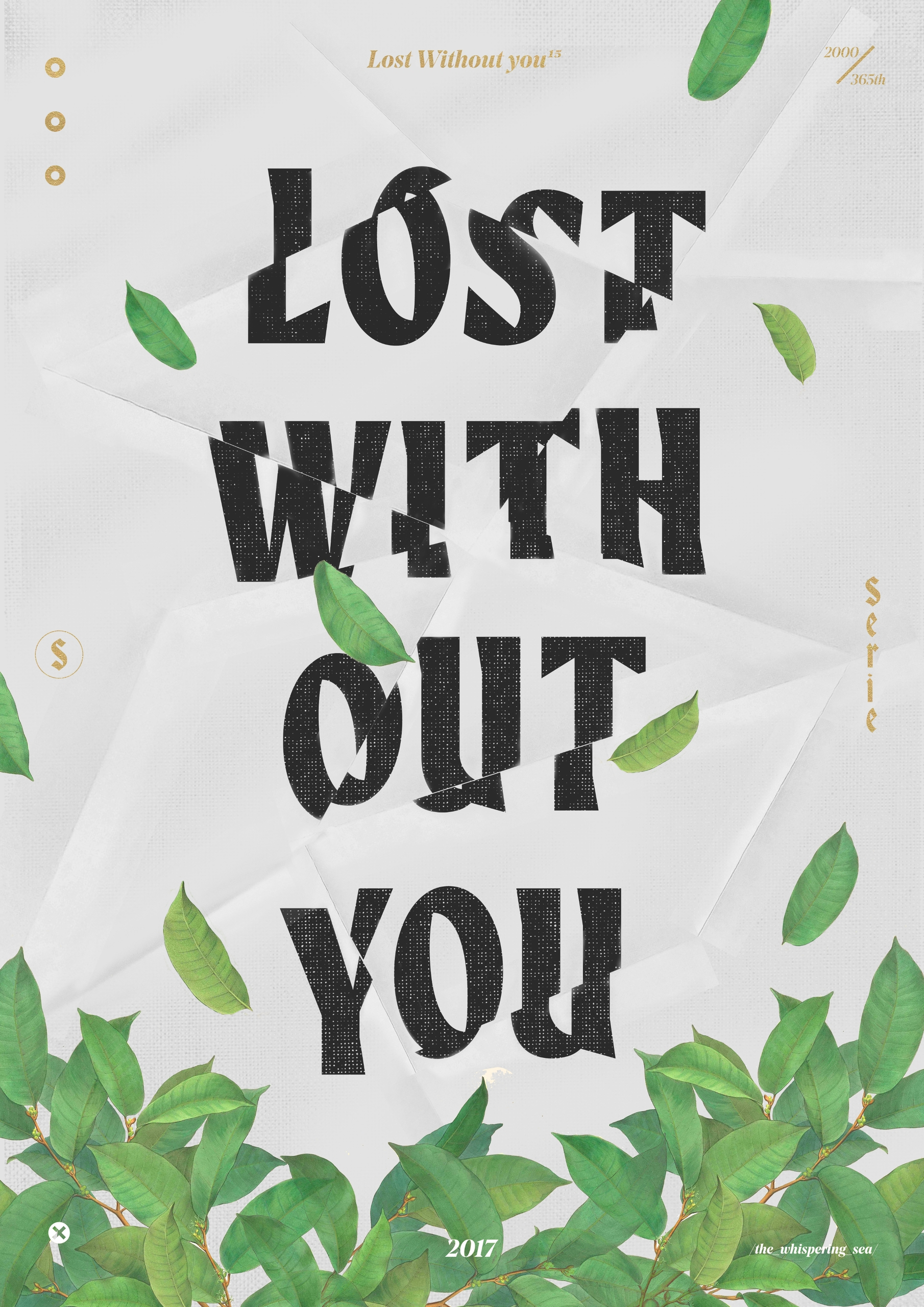 Lost - poster, nature, book, cover - torresmilka2004 | ello
