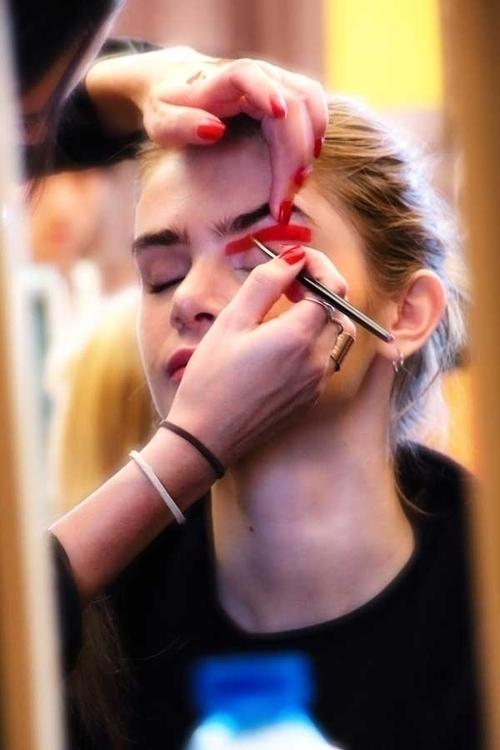 portrait, photography, makeup - fashionsnap | ello