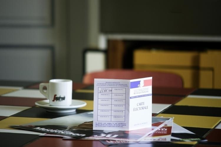 Voted - election, FrenchElection - gekopaca | ello