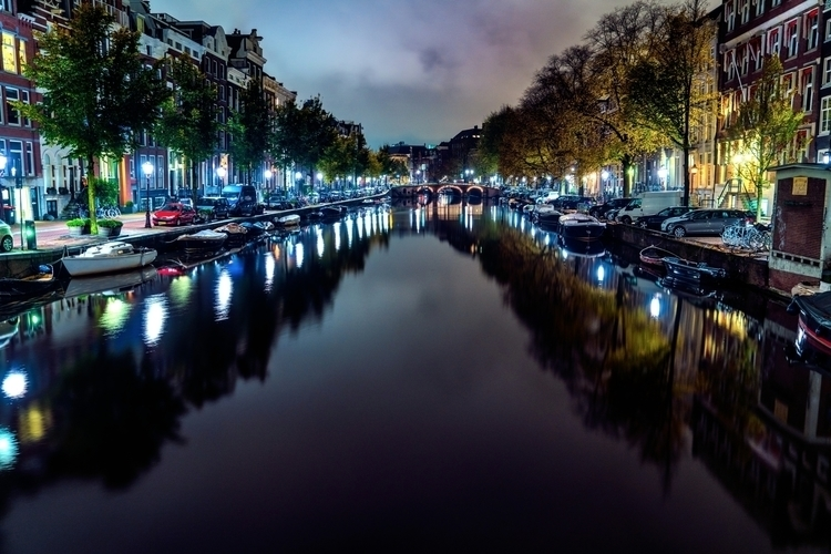 Amsterdam Early Morning Hours s - rickschwartz | ello