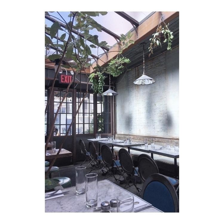 COLETTE | - cafe, williamsburg, newyork - rikkewestesen | ello