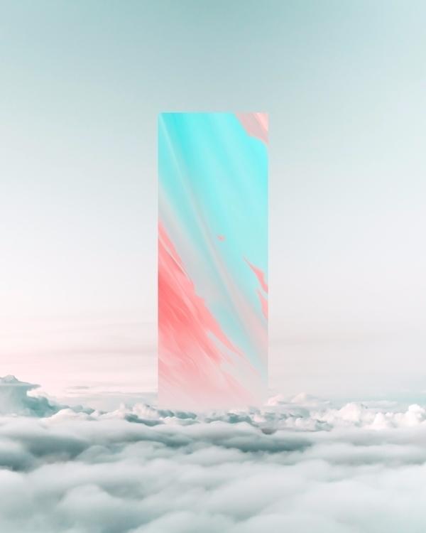 digitalart, abstract, artdaily - dorianlegret | ello