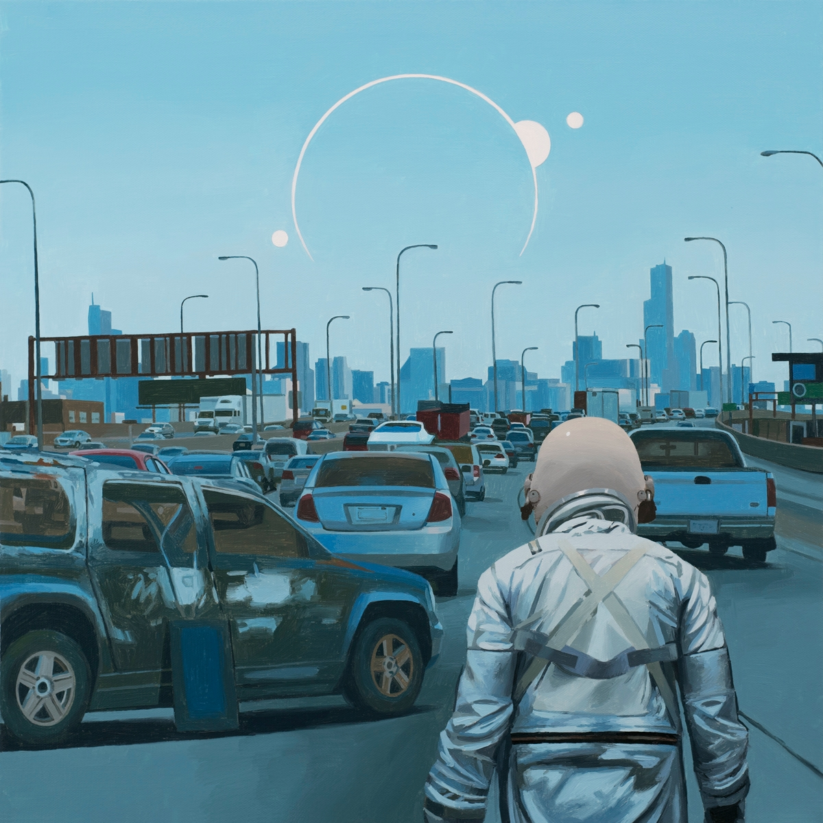 Excited part 'JUXTAPOZED,' grou - scottlistfield | ello