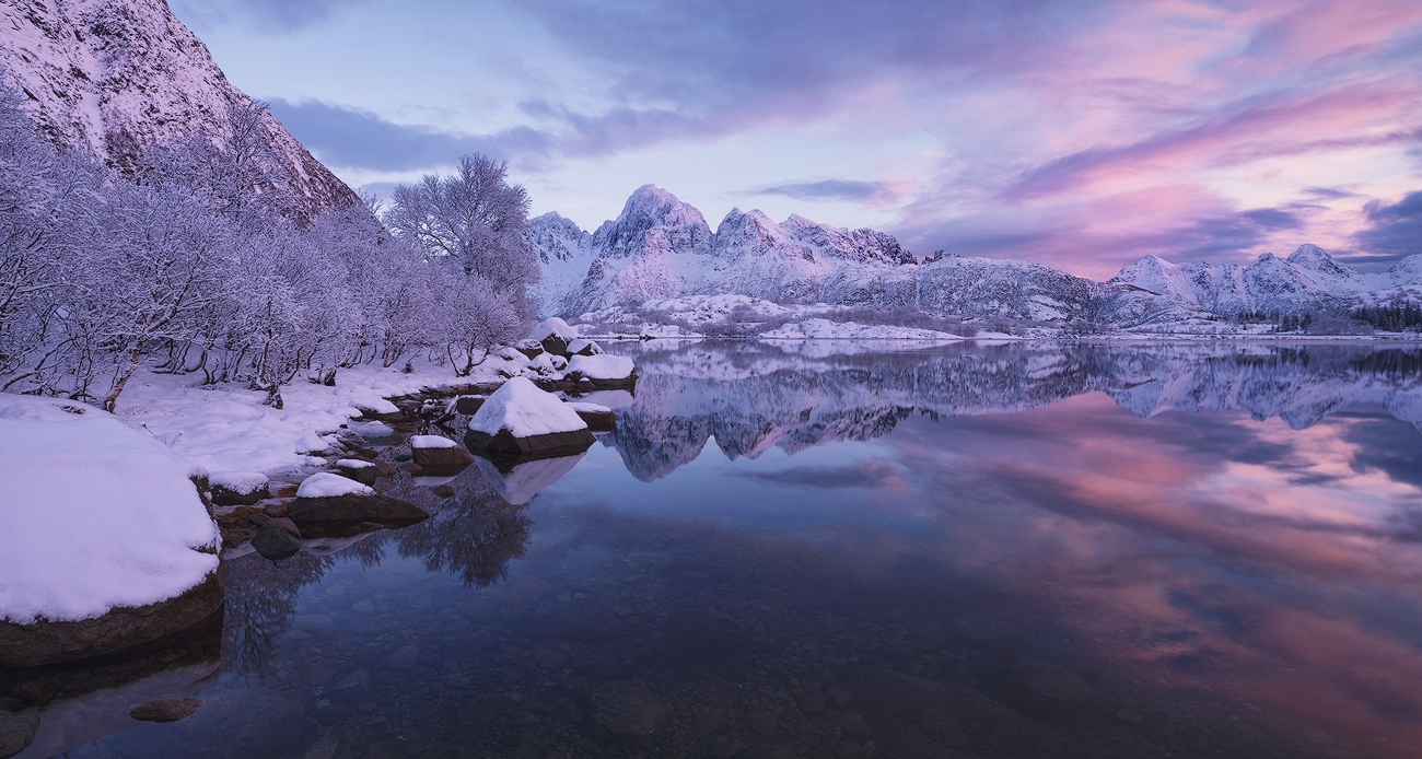 Gorgeous winter scene northern  - felixinden | ello