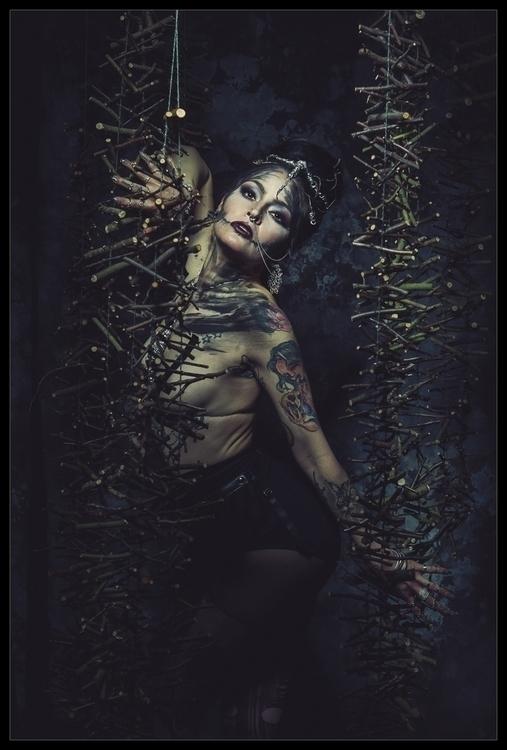 Photographer: Raf Degelin -Cam - darkbeautymag | ello