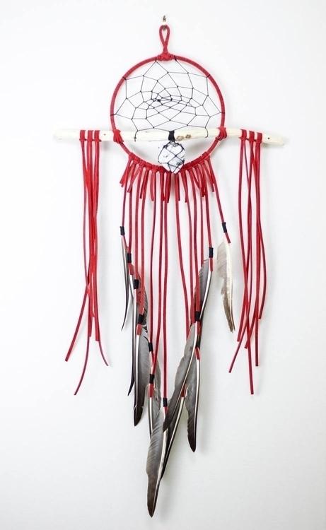 Cardinal Dreamcatcher - dreamerweaver | ello