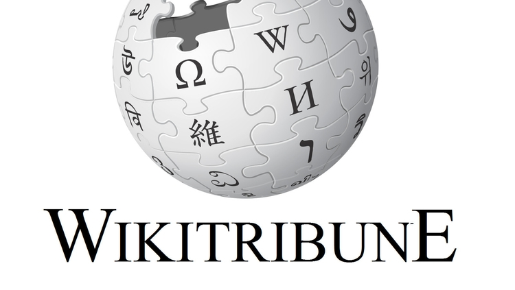 Wikitribune, news version Wikip - dfps | ello