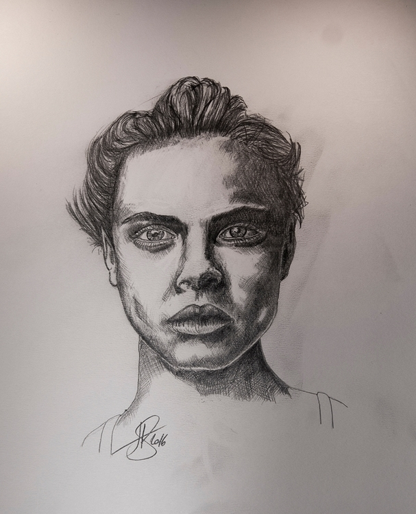 Model- graphite 2016 - stokholm | ello