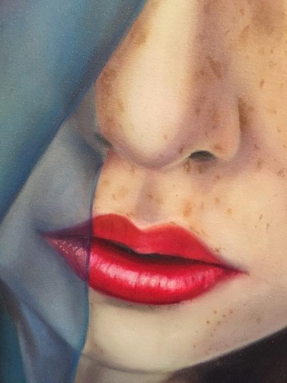 Oil canvas#art#creative#draw#ar - milena_arietano | ello