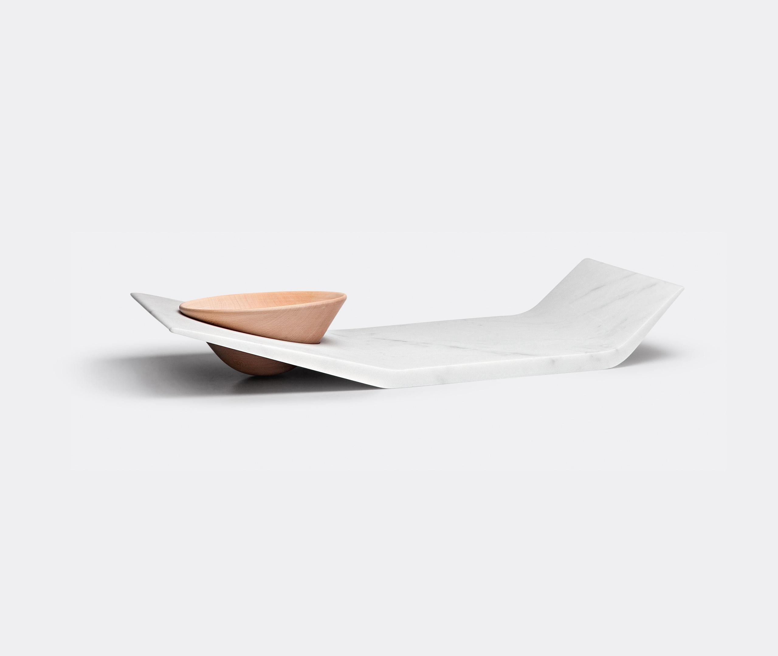 Design: Michela Baldessari stud - minimalist | ello