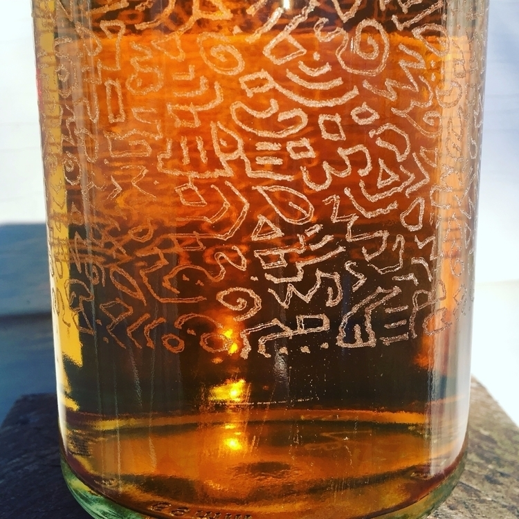 Experimenting etching glass - fineart - benjaminnelson | ello