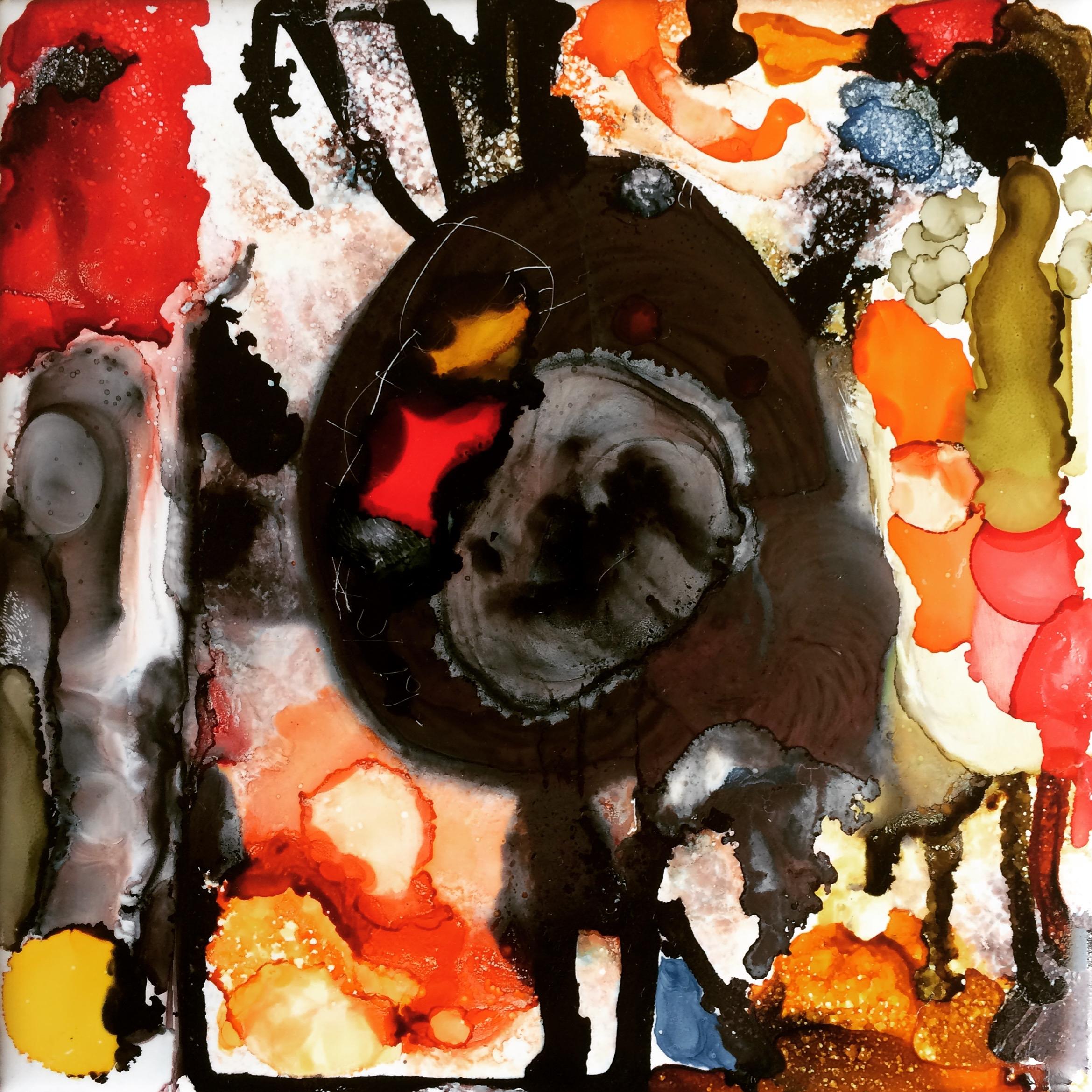 [le brat - art, abstract, davidshayne - davidshayne   ello