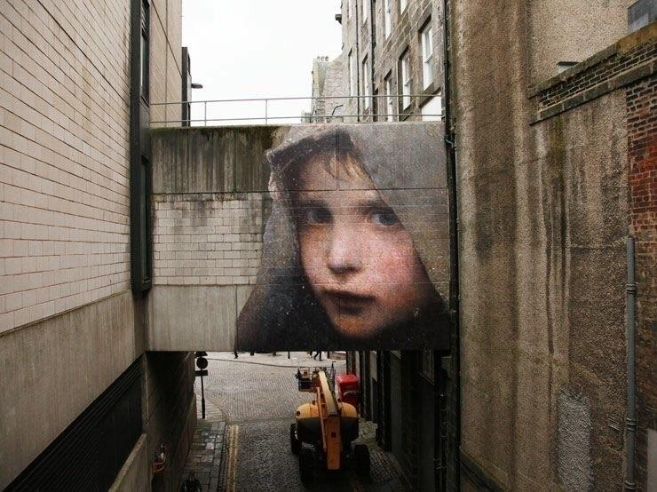 Artist: Julien de Casabianca Ou - streetartunitedstates   ello