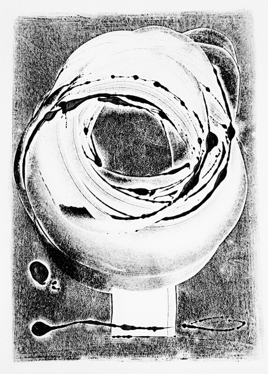 art, monotype - mlui | ello