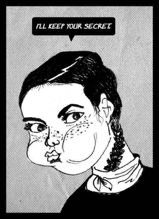 hard trust find work - illustration - spranksgt | ello