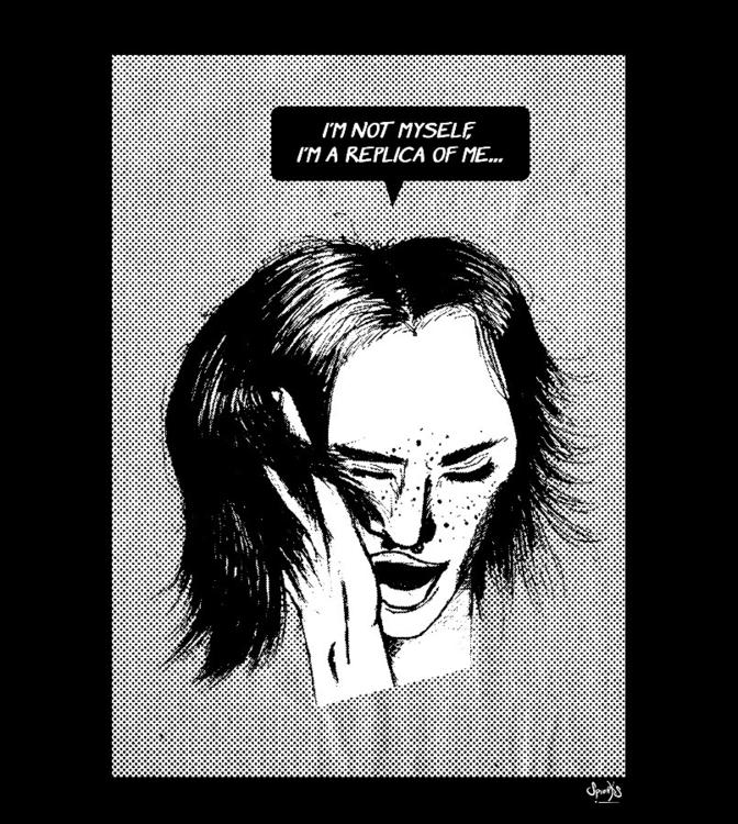 illustration based feeling ones - spranksgt   ello