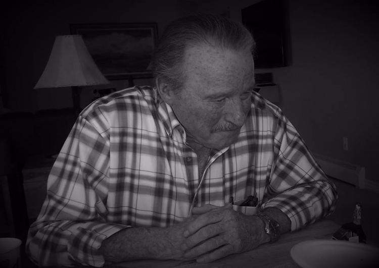 grandpa Owen - portrait - katroselamb | ello