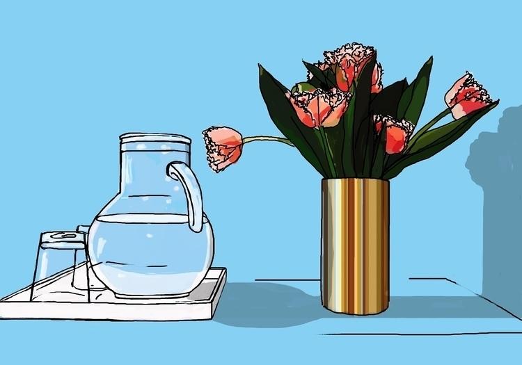 flowers, tulips - ayses | ello