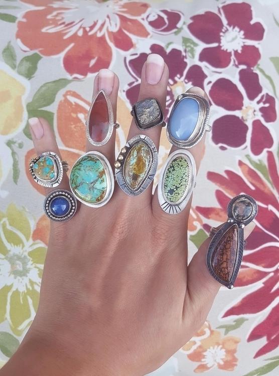 rings, ringsfordays, kjohnsonjewelry - kjohnsonjewelry | ello