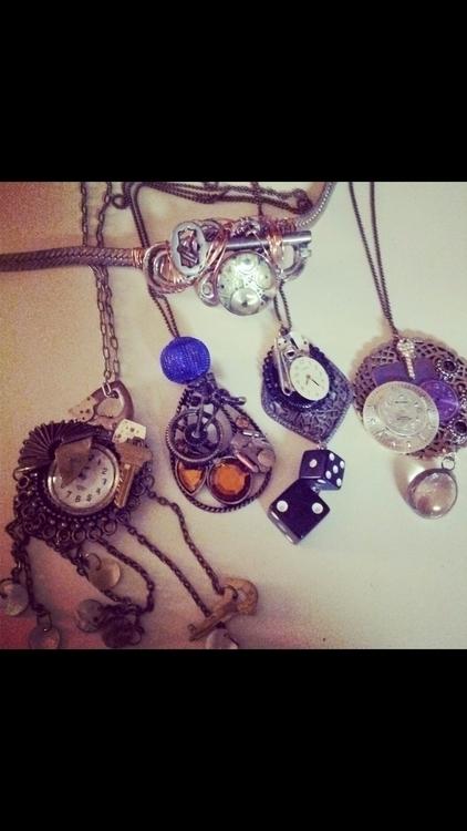 Jewelry - steampunk - katroselamb | ello
