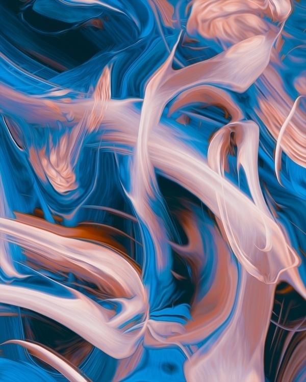 Ibi - digitalart, abstract, artdaily - dorianlegret | ello