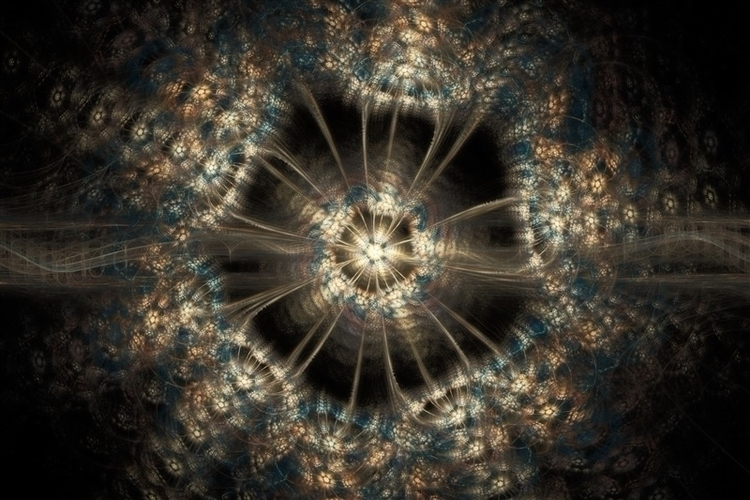 Blink - digitalart, abstract, fractals - pixeldreamer | ello