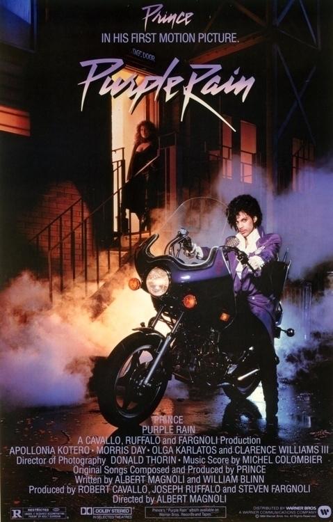 Prince person thought 'Purple R - powmagazine | ello