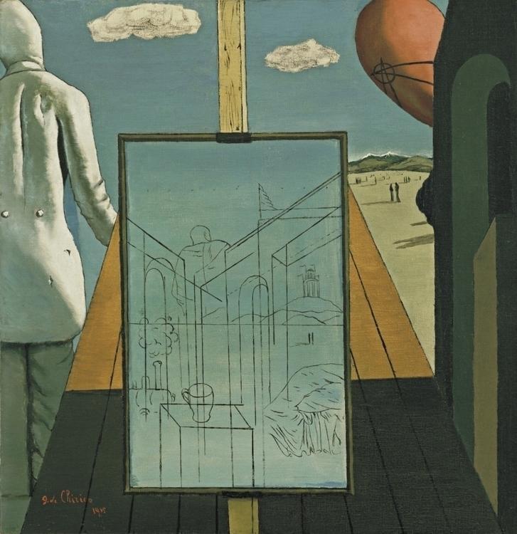 Giorgio de Chirico: Double Drea - arthurboehm | ello