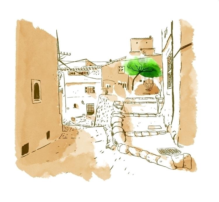 Mallorca views Scott Dunn. work - luismendo | ello