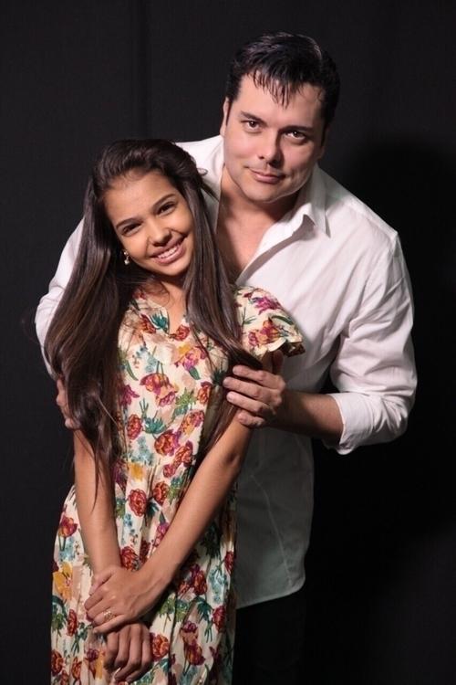 Com atriz Leandra Luíza.  - ator - alexanderzimmer | ello