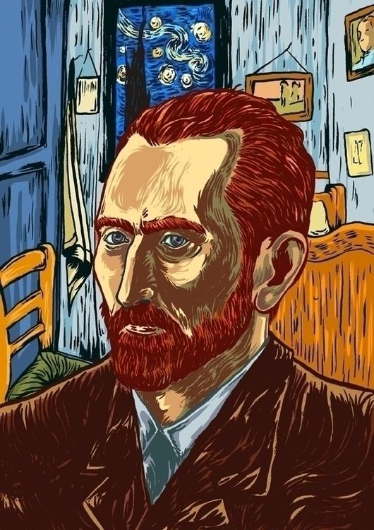 Vincent Van Gogh Nicolae Negura - nicolaenegura | ello