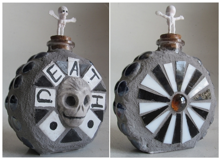 Apothecary Set: Death Flask Dec - dpugliese323 | ello
