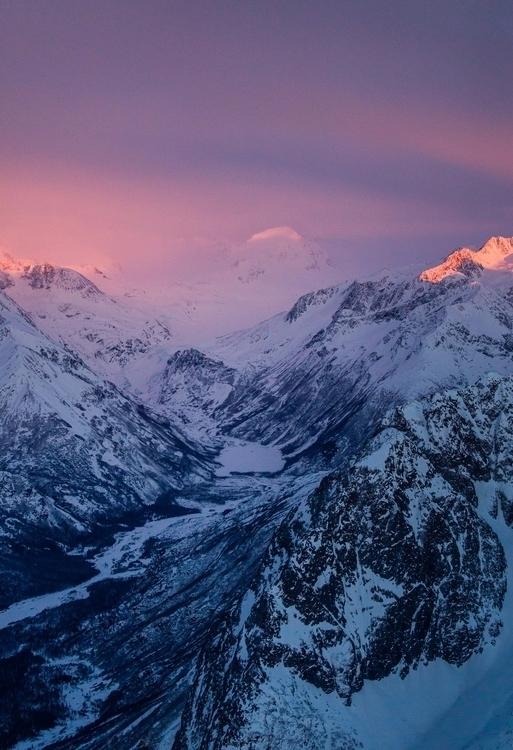 *Eagle River Glacier Aerial* Fl - tobyharriman | ello