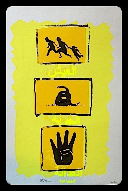 Title: Raaba, Arab Spring Ameri - davemrus | ello