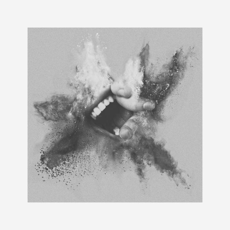 BREAK - digital, illustration, blackandwhite - pale-snow | ello