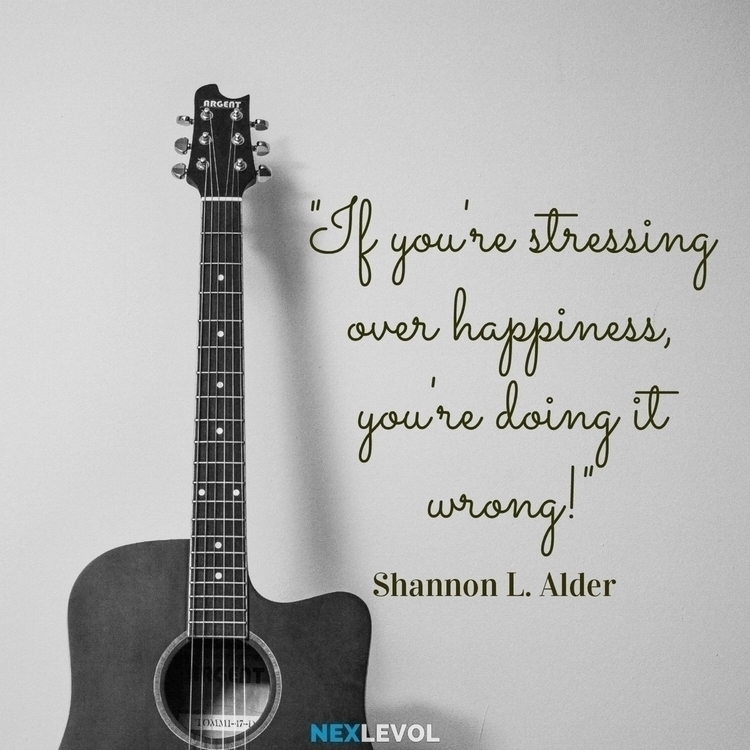 stressing happiness, wrong - ShannonAlder - esquirephotography | ello