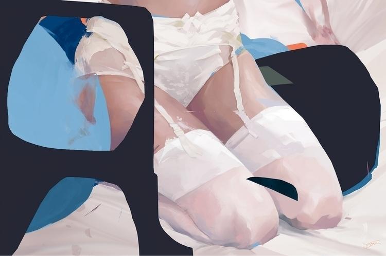 Frame Figure - modern, shapes - tysonmcadoo | ello