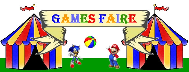 Games Faire Header - webpaws | ello