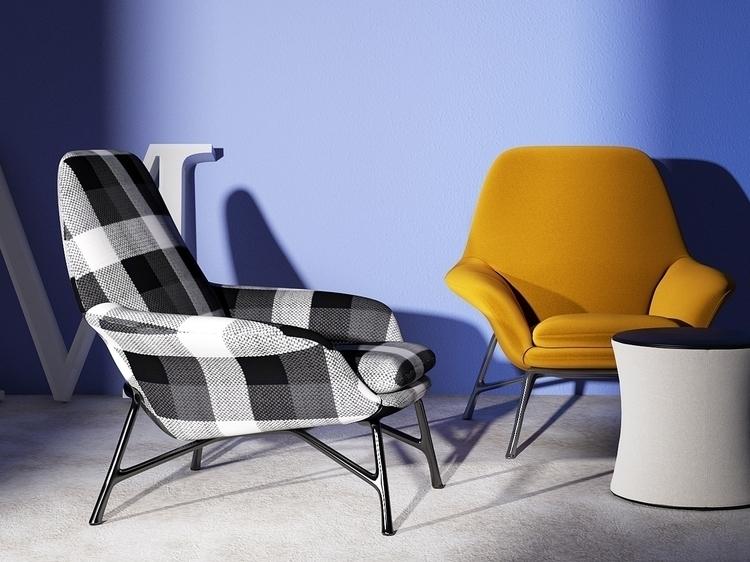 Minotti, Prince armchair - furnituredesign - adidraw | ello