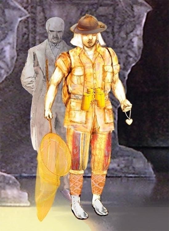 Papageno - opera, mozart, DieZauberflote - adidraw | ello