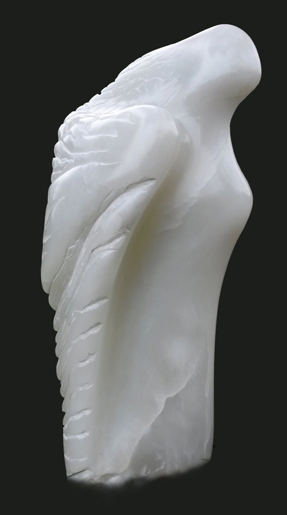Guardian Angel - sculpture - xplore-1239   ello