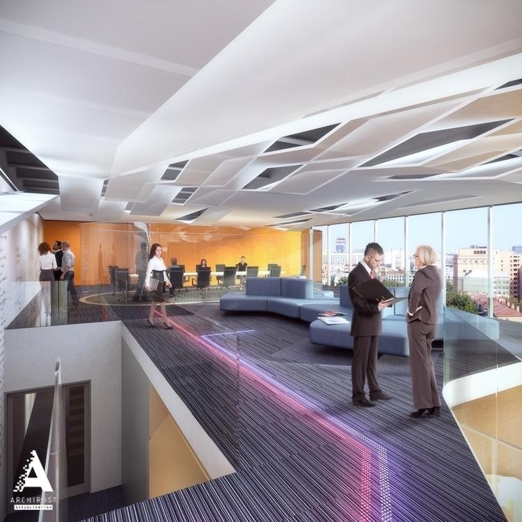 Visualization office large Russ - archirost | ello