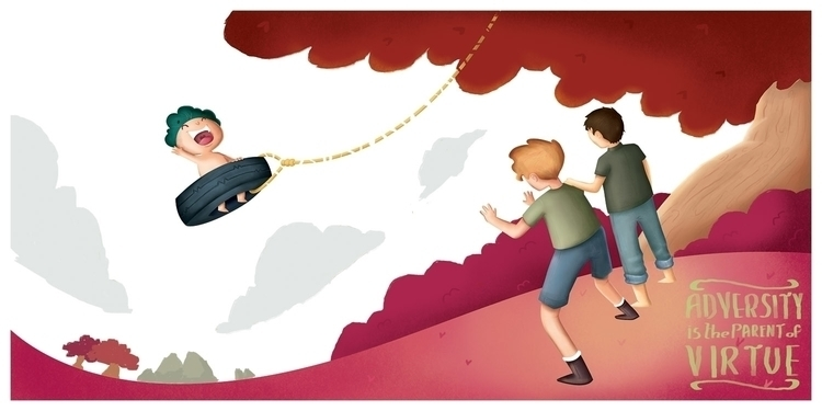 8 - illustration, book - jjneto | ello