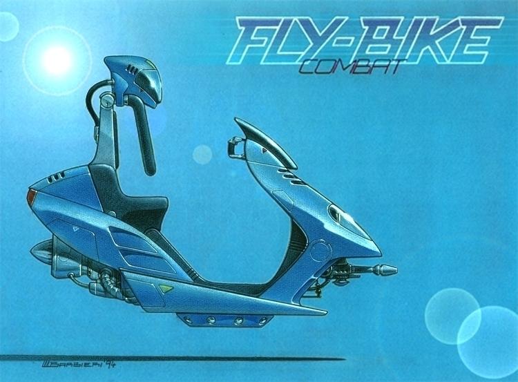 Fly Bike - amusementpark, lunapark - bariom   ello