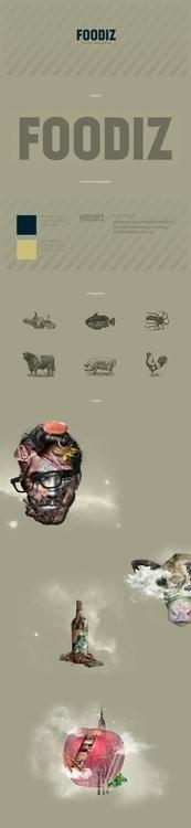 FOODIZ agri-food industry - illustration - lukeandphil | ello