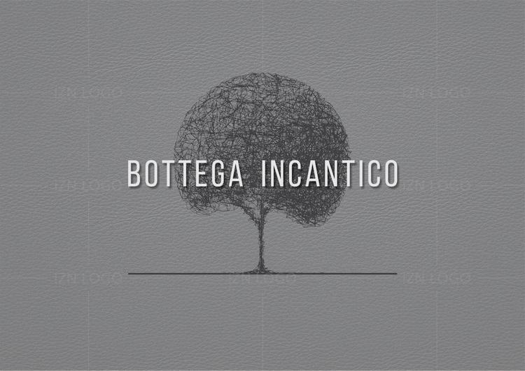 IZN DEGIZN Bottega Incantico - logo - iznutrizmus | ello